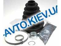 Пыльник Шруса наружный 27,5x98x150  Spidan  (0.020699) Premium