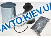 Пыльник Шруса внутренний (пыльник+смазка+хомуты) 20x70x80  Spidan  (0.023111) Premium