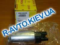 Бензонасос электр. ВАЗ 2108-12  BOSCH  (0580454001) 6 bar