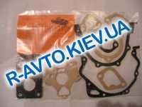 Прокладки дв-ля (малый) ВАЗ 2108, к-т (бумага/паронит)
