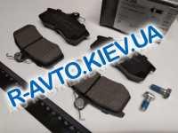 Колодки передние тормозные  LPR  Италия ВАЗ 2108 (288)
