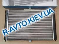 Радиатор аллюм. ДААЗ ВАЗ 2108