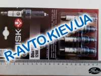 Свечи BRISK-forte DOR15YC-1  ВАЗ 2112 к-т, Чехия