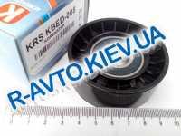 Ролик натяжной ремня кондиционера Aveo, KOREASTAR (Корея) (KBED-008) большой ф75 мм