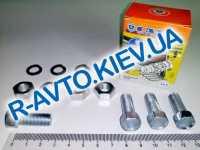 Болт + гайка карданного вала Газель, ОАО  ГАЗ  (компл 4 шт) 2217-2200800