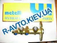 Цилиндр главный тормозной ВАЗ 2108 (без бачка) Metelli (Италия)(05-0090)