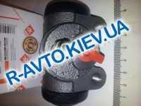 Цилиндр задний тормозной ГАЗ-24/Газель (штуц 12),  Дорожная карта  (24-3501040-01)