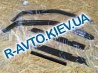Ветровики  AZARD  Россия, ВАЗ 2110 (внутренние)