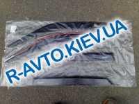 Ветровики  AZARD  Россия, ВАЗ 2110 (внешние, скотч)