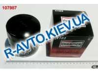 Фильтр масляный  CHAMPION  (C102) ВАЗ 2101 (6шт в упак.)