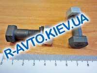 Болт + гайка цапфы ВАЗ 2101 короткий (М10х32) (10 шт. в уп-ке)