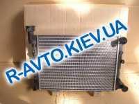 Радиатор аллюм. ДААЗ ВАЗ 21073 инж.