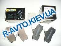 Колодки передние тормозные Dafmi  Intelli ВАЗ 2108 (Д743Е), в уп-ке