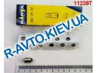 Лампа с цоколем NARVA 12 4 17131 10 шт в уп