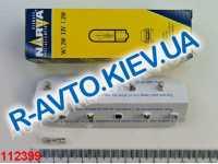Лампа бесцокольная NARVA 1212 17037 10 шт в уп