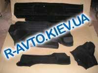 Обивка багажника ВАЗ 2107, Сызрань (4 части) ВОРС