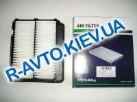 Фильтр воздушный PMC (Корея) инжектор Aveo (PAC-017)