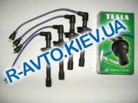 Провода TESLA ГАЗ 406 дв. п/силикон Т696H (с наконечниками)