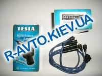 Провода TESLA ВАЗ 2121 1.6 силикон T359S