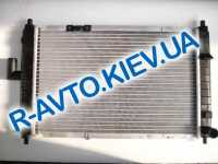 Радиатор аллюм Лузар Matiz алюминиевопаяныйLRC DWMZ 01141