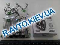 Втулки направл клапанов Zollex ВАЗ 2101 ВПУСКН L2101N кт 4шт