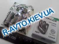 Втулки направл. клапанов Zollex ВАЗ 2101 ВЫПУСКН., (L2101P) к-т 4шт.