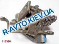 КПП ВАЗ 1118 Механизм выбора передач, АвтоВАЗ