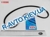 Ремень генератора LSA 1050, Волга, зубчатый