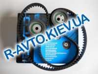 Ремень ГРМ ВАЗ 2110 (16 кл.) DAYCO (KTB462)+РОЛИКИ (в упак.) к-т