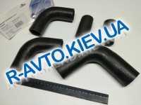 Патрубки радиатора, к-т, ГАЗ 3110 (406 дв.), Лузар 5 шт. в упак. (LPK 0311)