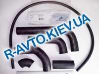 Патрубки радиатора, к-т, Sens, Лузар 6 шт. в упак. (LPK 0513)