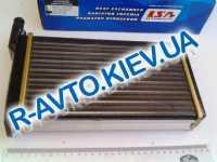 Радиатор печки аллюм.  LSA  ВАЗ 2108 (2108-8101060)