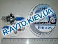 Лампа PHILIPS H4 12v 60/55-43 Diamond Vision  (5000 kelvin) (2 шт.)