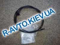 Трос открывания капота Aveo,  GM  Корея (96649313)