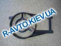 Диффузор радиатора ВАЗ 21073 инж. пластик, Россия