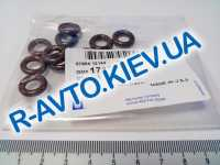 Кольцо уплотнительное форсунки Lanos, Aveo,  GM  Корея (17108225) нижнее.