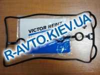 Прокладка клапанной крышки Lanos 1.6 с  ушками , VICTOR REINZ (15-53456-01)