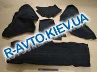 Обивка багажника+арки ВАЗ 2108, Сызрань (5 частей) ВОРС