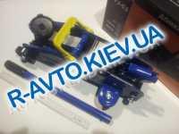 Домкрат (гидравл.) подкатной 2 т. (в карт. упак.) Lavita (FJ-01) подъем 130-295 мм