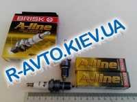 Свечи BRISK A-Line №06 LR17YCY (ГАЗ 406 дв.), Чехия