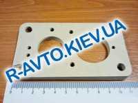Прокладка корпуса карбюратора  ВАЗ 21073 бумага (10 шт в упак.)