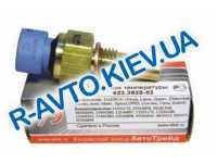Датчик температуры охлаждающей жидкости (включения вентилятора) Lanos,  Авто Трейд  Калуга (423.3828-02)