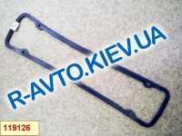 Прокладка клапанной крышки ГАЗ 402 дв., резиновая,  Балаково