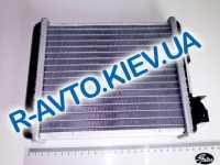 Радиатор печки аллюм. Лузар ВАЗ 2105 COMFORT (алюм-паяный) (LRh 0105b)