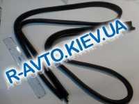 Уплотнитель проема двери ВАЗ 2110 к-т (2 шт.)  водосток