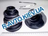 Пыльник ШРУСа Aveo, Lacetti 1.6 внутренний тришип, Корея (96489854) (пыльник+хомуты)