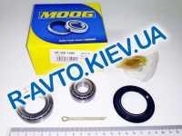 Подшипник ступицы Lanos 1.5 задний MOOG (большой+малый+сальник+смазка) (565002K2/OP-WB-11084)