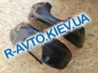 Подкрылки Aveo, NOVA-PLAST (Россия) передние (пара)
