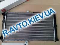 Радиатор охлаждения ВАЗ 2112 алюм.,  Дорожная карта  под датчик