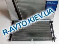 Радиатор охлаждения ВАЗ 2123 алюм., ДААЗ